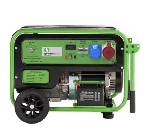 Газовый генератор GreenGear GE-6000T