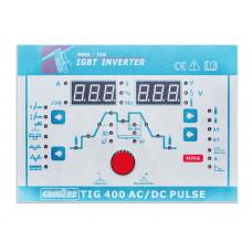 Аппарат аргонодуговой сварки Grovers TIG 400 AC/DC PULSE