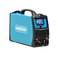 Аппарат аргонодуговой сварки Grovers WSME315 WC AC/DC Pulse (LCD)