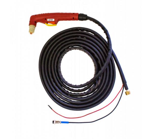 Плазменный резак PT50 (2pin, 3/8G) 6 метров