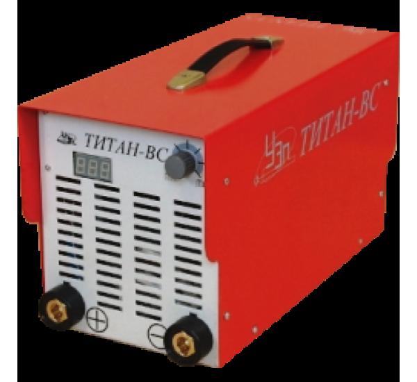Сварочный инвертор Титан-ВС 245АИ
