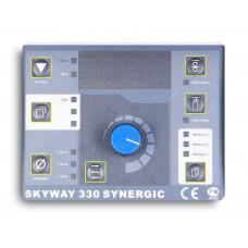 Инверторный сварочный полуавтомат AuroraPRO SKYWAY 330 SYNERGIC (MIG/MAG+MMA)