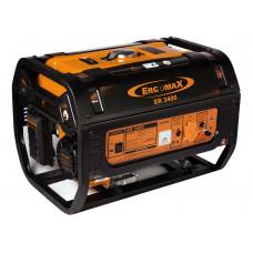 Бензиновый генератор Ergomax ER-3400Е