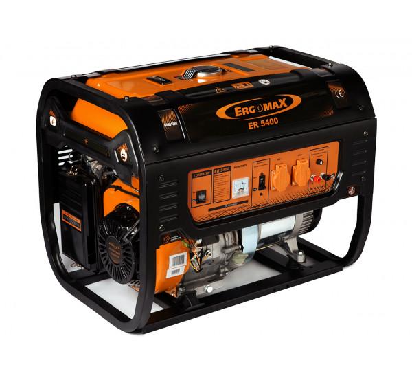 Бензиновый генератор Ergomax ER-5400E
