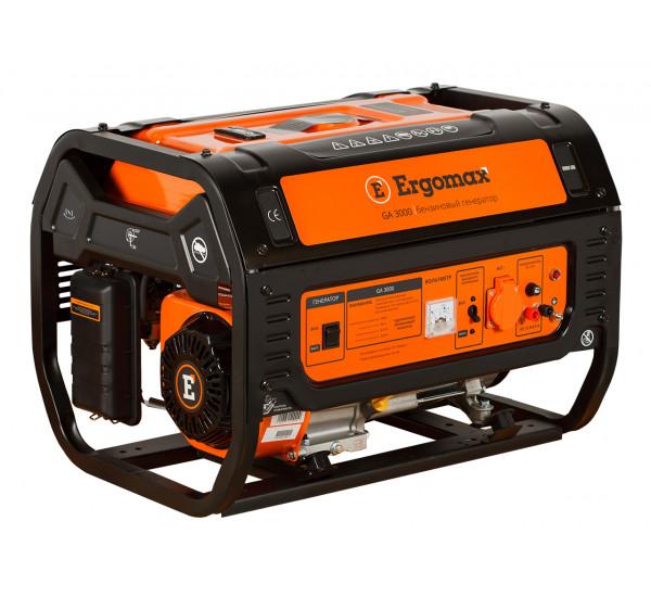 Бензиновый генератор Ergomax GA-3000