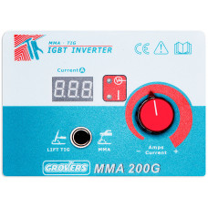 Сварочный инвертор GROVERS MMA-200G