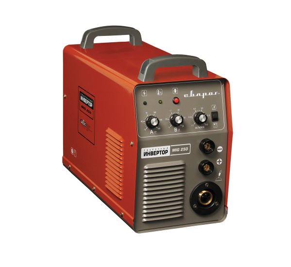 Инверторный сварочный полуавтомат Сварог MIG 250 (J46)