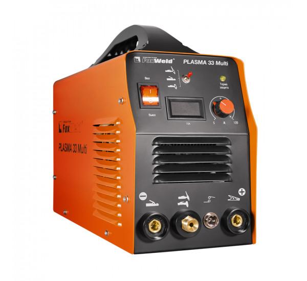 Аппарат плазменной резки FoxWeld PLASMA 33 MULTI