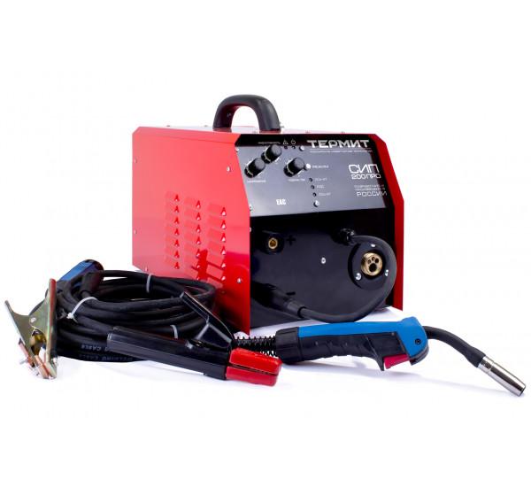 Инверторный сварочный полуавтомат Термит СИП-200ПРО