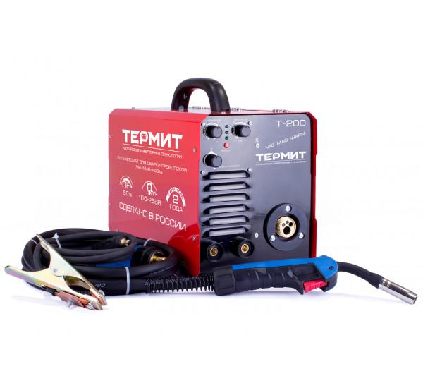 Инверторный сварочный полуавтомат Термит Т-200