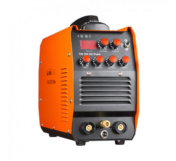 Аппарат аргонодуговой сварки FoxWeld TIG 205 DC PULSE