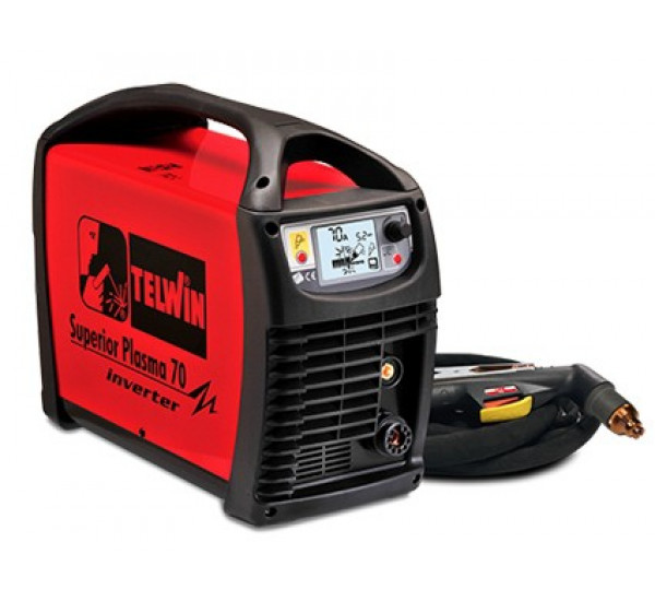 Аппарат плазменной резки Telwin SUPERIOR PLASMA 70 230V 400V + ACC