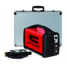 Сварочный аппарат Telwin TECHNOLOGY 186HD 230V ACX+ALU C.CASE