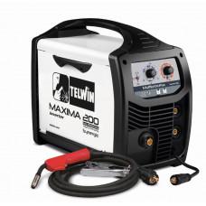Инверторный сварочный полуавтомат Telwin MAXIMA 200 SYNERGIC 230V