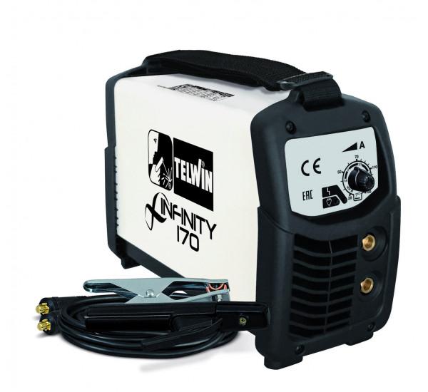 Сварочный аппарат Telwin INFINITY 170 230V ACD