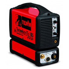 Аппарат аргонодуговой сварки Telwin TECHNOLOGY TIG 185 DC 230V KIT ALU CASE