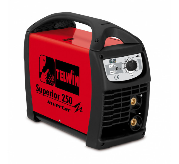 Сварочный аппарат Telwin SUPERIOR 250 400V