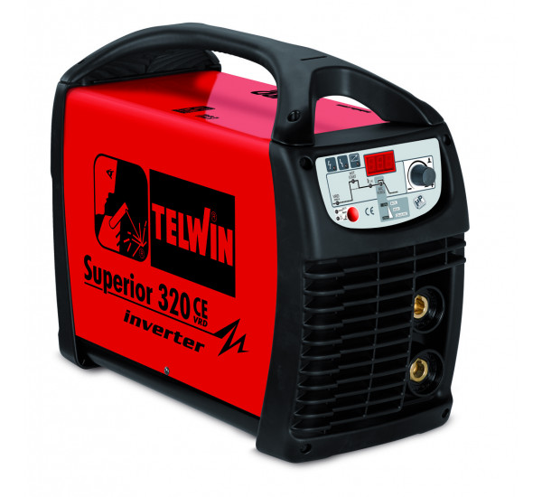 Сварочный аппарат Telwin SUPERIOR 320 CE VRD 230-400V