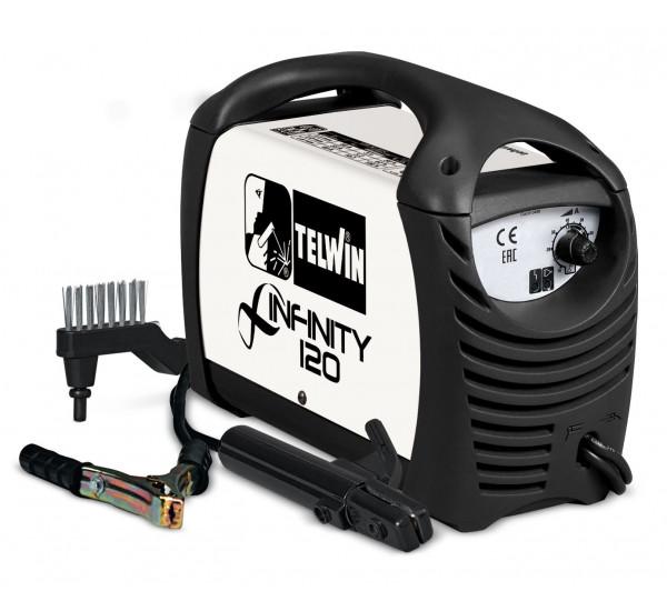 Сварочный аппарат Telwin INFINITY 120 230V ACD