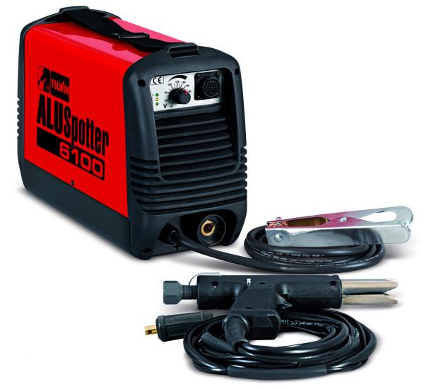 Аппарат точечной сварки Telwin ALUSPOTTER 6100 115-230V