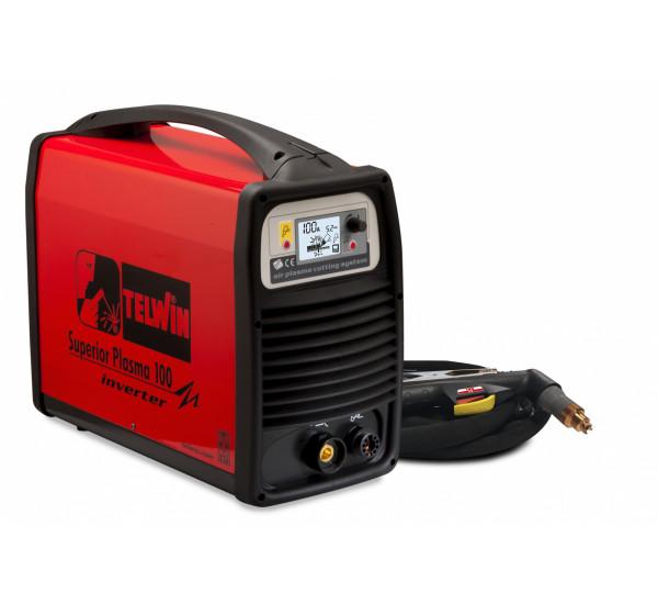 Аппарат плазменной резки Telwin SUPERIOR PLASMA 100 230V 400V + ACC