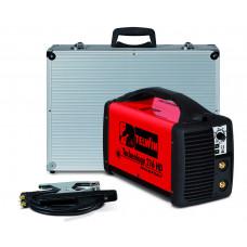Сварочный аппарат Telwin TECHNOLOGY 216HD 230V ACX+ALU C.CASE