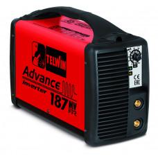 Сварочный аппарат Telwin ADVANCE 187 MVPFC 100-240V
