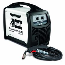 Инверторный сварочный полуавтомат Telwin MAXIMA 160 SYNERGIC 230V