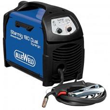Инверторный сварочный полуавтомат BlueWeld STARMIG 180 Dual Synergic