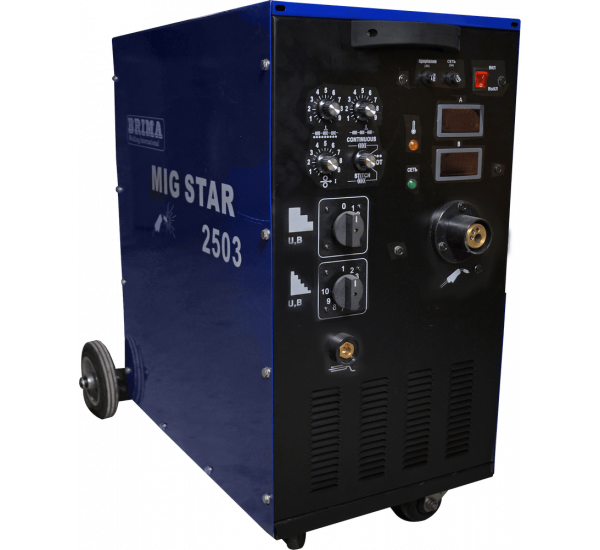 Сварочный полуавтомат трансформаторный BRIMA MIGSTAR 2503