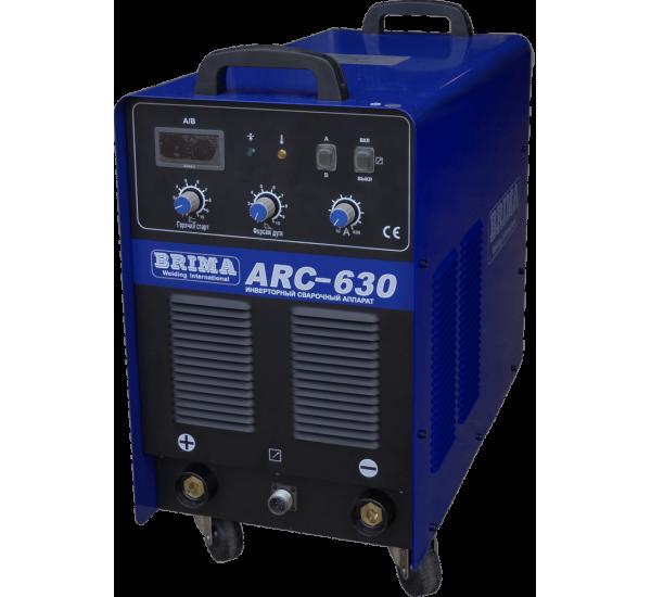 Сварочный инвертор BRIMA ARC-630