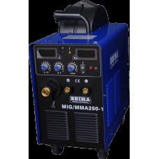 Инверторный сварочный полуавтомат BRIMA MIG-ММА-250-1 380V