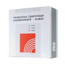 Сварочная проволока алюминиевая ALMG5 D. 1.2ММ 7КГ D300