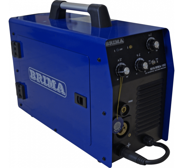 Инверторный сварочный полуавтомат BRIMA MIG-ММА-180