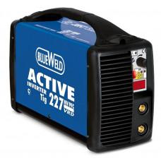 Аппарат аргонодуговой сварки BlueWeld Active Tig 227 MV/PFC DC-LIFT VRD