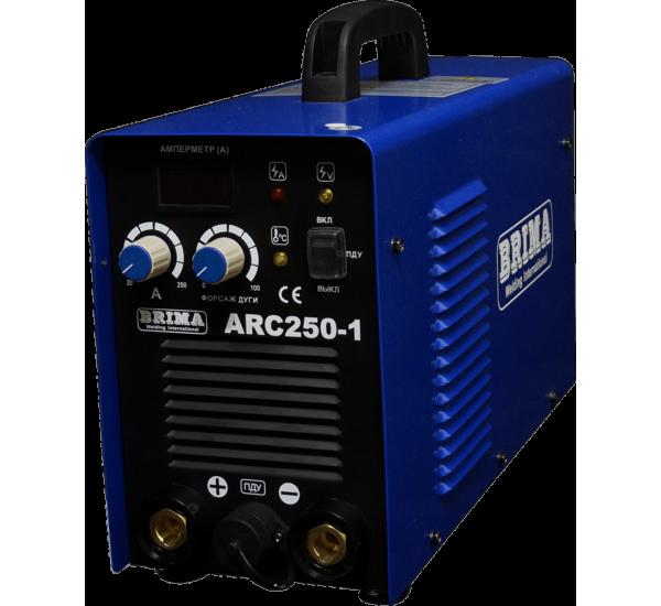 Сварочный инвертор BRIMA ARC-250-1 (380V)
