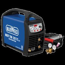 Аппарат аргонодуговой сварки Blueweld Best TIG 251 DC HF/Lift VRD