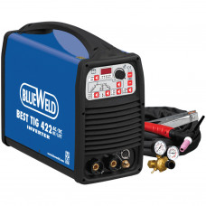 Аппарат аргонодуговой сварки BlueWeld Best Tig 422 AC/DC HF/lift