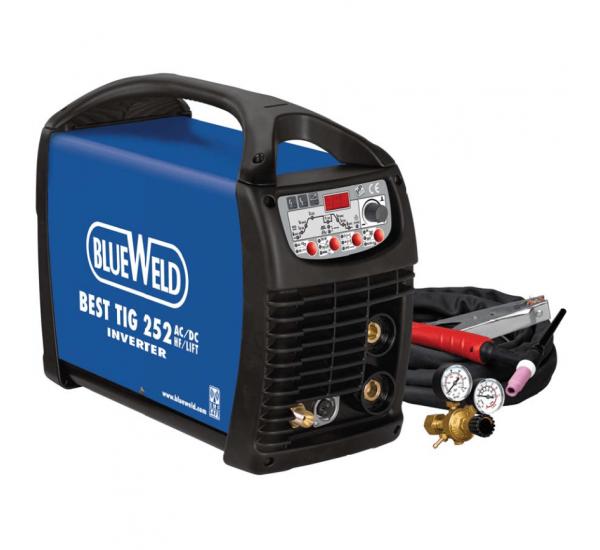 Аппарат аргонодуговой сварки BlueWeld Best Tig 252 AC/DC HF/Lift VRD