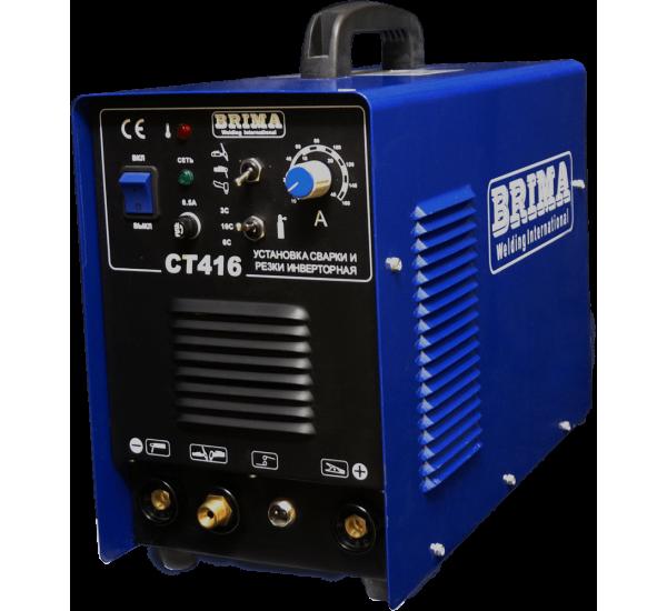Аппарат плазменной резки BRIMA CT-416
