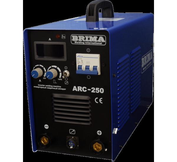 Сварочный инвертор BRIMA ARC-250 (380V)