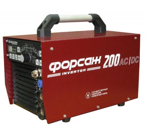 Аппарат аргонодуговой сварки Форсаж-200 AC/DC