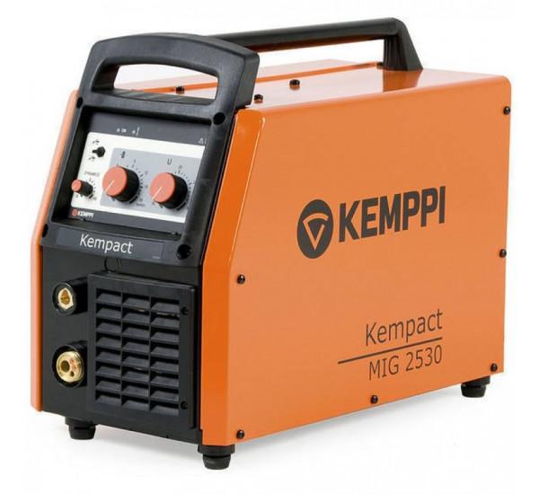 Инверторный сварочный полуавтомат KEMPPI Kempact MIG 2530