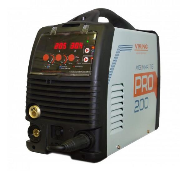 Инверторный сварочный полуавтомат VIKING MIG 200 PRO