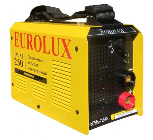 Сварочный инвертор EUROLUX IWM 250
