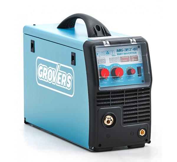 Инверторный сварочный полуавтомат GROVERS MIG 315T