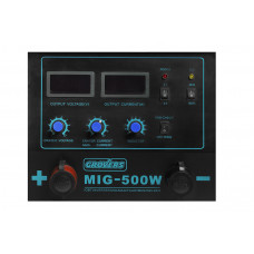 Инверторный сварочный полуавтомат GROVERS MIG 500W