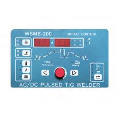 Аппарат аргонодуговой сварки Grovers WSME-200 AC/DC PULSED TIG