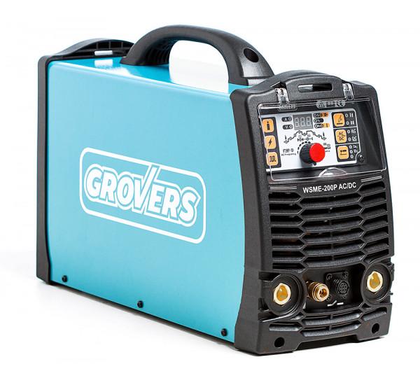 Аппарат аргонодуговой сварки Grovers WSME 200P AC/DC